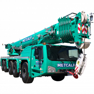 AC220, Demag, All-Terrain, crane-hire, melbourne, Victoria